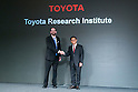 Toyota to establish Artificial Intelligence R&D company