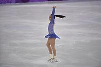 OLYMPIC GAMES: PYEONGCHANG: 12-02-2018, Gangneung Ice Arena, Figure Skating, ©photo Martin de Jong