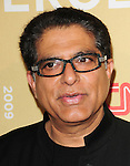 Dr. Deepak Chopra at The 3rd Annual CNN Heroes: An All-Star Tribute held at The Kodak Theatre in Hollywood, California on November 21,2009                                                                   Copyright 2009 DVS / RockinExposures
