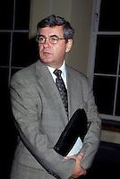 FILE - Jacques Duchesneau en 1998.<br /> <br /> <br /> PHOTO : Pierre Roussel - Agence Quebec Presse