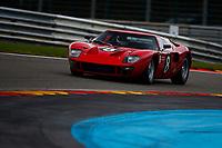 SPA SIX HOURS ENDURANCE - #8 FORD GT40 - TANCOGNE OLIVIER (FR) JORDAN ANDREW (GB)