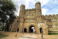 SEP 4 Battle Abbey - site of the Battle of Hastings