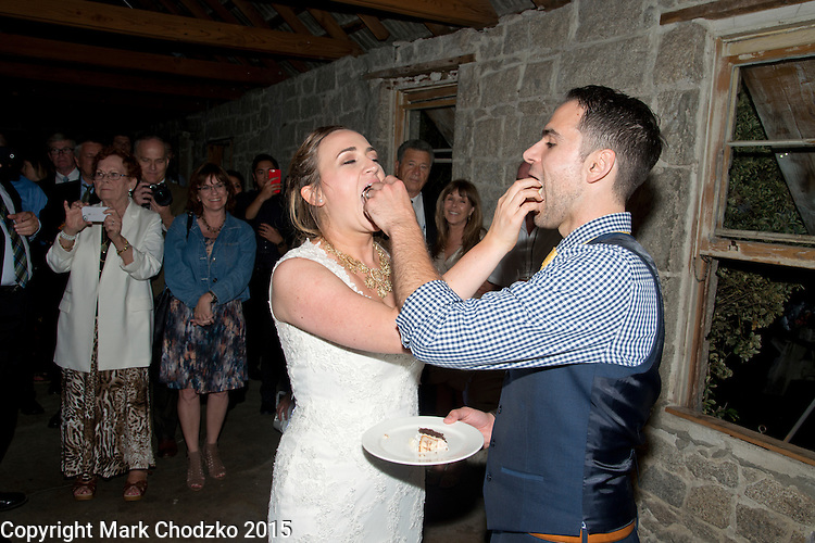 Josh & Lauren Carlton have some cake and eat it too!