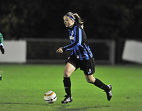 Club Brugge Vrouwen - OHL Dames : Tine De Caigny<br /> foto David Catry / nikonpro.be
