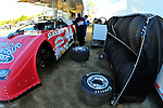 Feb. 3rd, 2009; 3:36:11 PM; Gibsonton, FL . USA; Lucas Oil Late Model Dirt Series.running at the East Bay Raceway Park.  Mandatory Credit: (thesportswire.net)