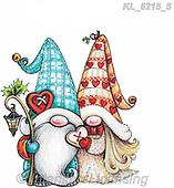 CHRISTMAS ANIMALS, WEIHNACHTEN TIERE, NAVIDAD ANIMALES, paintings+++++,KL6215/5,#xa# ,sticker,stickers