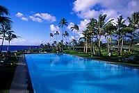 Pool at the Hotel Hana Maui