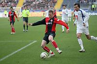 Patrick Ochs (Eintracht)<br /> Eintracht Frankfurt vs. VfL Bochum, Commerzbank Arena<br /> *** Local Caption *** Foto ist honorarpflichtig! zzgl. gesetzl. MwSt. Auf Anfrage in hoeherer Qualitaet/Aufloesung. Belegexemplar an: Marc Schueler, Am Ziegelfalltor 4, 64625 Bensheim, Tel. +49 (0) 6251 86 96 134, www.gameday-mediaservices.de. Email: marc.schueler@gameday-mediaservices.de, Bankverbindung: Volksbank Bergstrasse, Kto.: 151297, BLZ: 50960101
