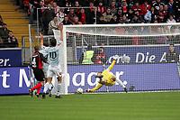 Glanzparade Dimo Wache (FSV Mainz 05) +++ Marc Schueler +++ Eintracht Frankfurt vs. 1.FSV Mainz 05, 03.02.2007, Commerzbank Arena Frankfurt  +++ Bild ist honorarpflichtig. Marc Schueler, Kreissparkasse Grofl-Gerau, BLZ: 50852553, Kto.: 8047714