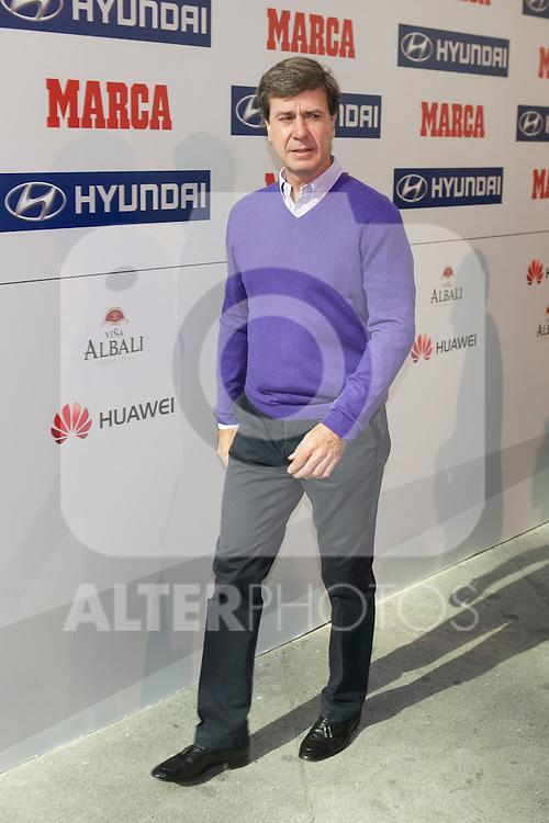 Cayetano Martinez de Irujo attends MARCA Football Awards ceremony in Madrid, Spain. November 10, 2014. (ALTERPHOTOS/Victor Blanco)