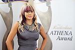 Pix: Shaun Flannery/shaunflanneryphotography.com...COPYRIGHT PICTURE>>SHAUN FLANNERY>01302-570814>>07778315553>>..24th March 2012Rotherham Metropolitan Borough Council (RMBC)..The Rotherham Athena Award 2012..Honouree Laura Bullock.