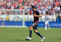 Nashville, TN - Saturday July 08, 2017:  Omar Gonzalez during a 2017 Gold Cup match between the men's national teams of the United States (USA) and Panama (PAN) at Nissan Stadium.