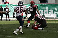 Field Goal von Tim Duncan (Kicker Cologne Centurions)