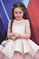 Elle Blake bei der Premiere des Kinofilms 'The Lost Daughter' auf dem 65. BFI London Film Festival 2021 in der Royal Festival Hall. London, 13.10.2021 . Credit: Action Press/MediaPunch **FOR USA ONLY**