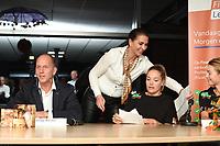 SCHAATSSPORT: LEMMER: 16-10-2018, Ploegpresentatie Schaatsdames.nl, ©foto Martin de Jong
