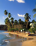 Trinidad & Tobago, Commonwealth, Tobago, Mt. Irvine Bay: beach