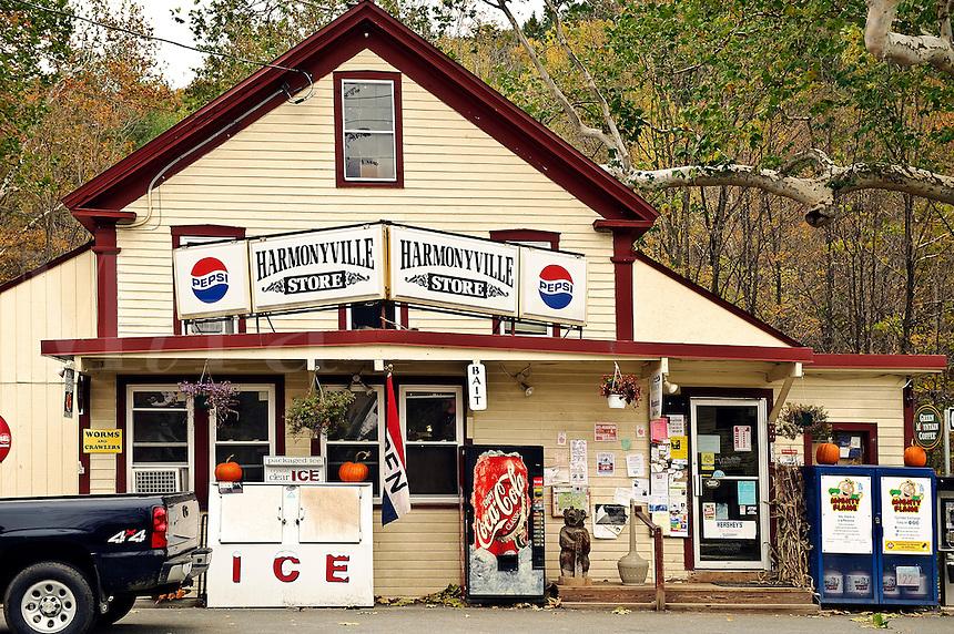 Harmonyville, Vermont, VT, USA