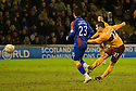 15/01/2011   Copyright  Pic : James Stewart.sct_jsp023_motherwell_v_ict  .::  STEVEN MEECHAN SHOOTS AT GOAL ::.James Stewart Photography 19 Carronlea Drive, Falkirk. FK2 8DN      Vat Reg No. 607 6932 25.Telephone      : +44 (0)1324 570291 .Mobile              : +44 (0)7721 416997.E-mail  :  jim@jspa.co.uk.If you require further information then contact Jim Stewart on any of the numbers above.........