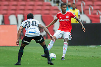 8th November 2020; Beira-Rio Stadium, Porto Alegre, Brazil; Brazilian Serie A, Internacional versus Coritiba; Zé Gabriel of Internacional