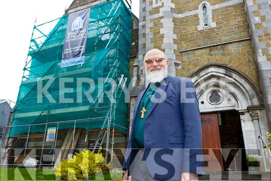 Rev Simon Lumby at St Marys Church Killarney
