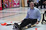 Todd Nicholson, PyeongChang 2018.<br /> Canadian Paralympic Committee & CBC announce the 100 day countdown to the 2018 Paralympics in PyeongChang, South Korea at the Barbara Frum Atrium at CBC Toronto. // Le Comité paralympique canadien et CBC annoncent le compte à rebours de 100 jours avant les Jeux paralympiques de 2018 à PyeongChang, en Corée du Sud, au Barbara Frum Atrium de CBC Toronto. 29/11/2017.