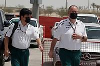 26th March 2021; Sakhir, Bahrain; F1 Grand Prix of Bahrain, Free Practice sessions;  during Formula 1 Gulf Air Bahrain Grand Prix
