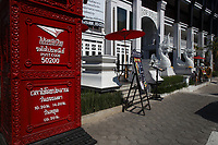 Post Office and mail box<br /> in Chiang Mai,  Thailand