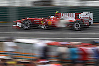 F1 GP of Australia, Melbourne 26. - 28. March 2010.Fernando Alonso (ESP),  Scuderia Ferrari ..Picture: Hasan Bratic/Universal News And Sport (Scotland).