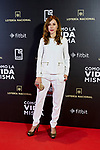 Ruth Diaz attends to 'Como la Vida Misma' film premiere during the 'Madrid Premiere Week' at Callao City Lights cinema in Madrid, Spain. November 12, 2018. (ALTERPHOTOS/A. Perez Meca)