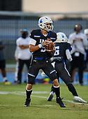 Edgewater Eagles vs IMG Ascenders Varsity Football on September 17, 2020 in Bradenton, Florida. IMG defeated Edgewater 48-7. (Mike Janes Photography)