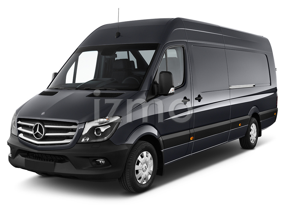 2014 Mercedes-Benz Sprinter 319 CDI A4H2 Extra Long Cargo Van