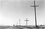 GROOM TEXAS USA JUNE 1999. GROOM IS THE HOME OF THE LARGEST CROSS IN THE WESTERN HEMISPHERE.
