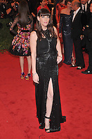 Liv Tyler at the 'Schiaparelli And Prada: Impossible Conversations' Costume Institute Gala at the Metropolitan Museum of Art on May 7, 2012 in New York City. ©mpi03/MediaPunch Inc.