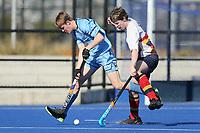 John McGlashan College vs. Nelson College. South Island Secondary Schools Hockey Premiership, Nga Puna Wai, Christchurch, Thursday 3 September. Photo: Martin Hunter/www.bwmedia.co.nz