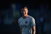 San Jose, CA - Monday July 10, 2017: David Bingham prior to a U.S. Open Cup quarterfinal match between the San Jose Earthquakes and the Los Angeles Galaxy at Avaya Stadium.