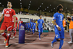AL HILAL (KSA) vs TRACTORSAZI TABRIZ (IRN) during the 2016 AFC Champions League Group C Match Day 5 match at Suhaim Bin Hamad Stadium on 19 April 2016 in Doha, Qatar.