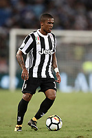 Calcio, Football - Juventus vs Lazio Italian Super Cup Final  <br /> Juventus' Douglas Costa in action during the Italian Super Cup Final football match between Juventus and Lazio at Rome's Olympic stadium, on August 13, 2017.<br /> UPDATE IMAGES PRESS/Isabella Bonotto