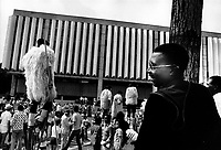 FILE PHOTO - Super francofete in Quebec city, August 13-24,1974.<br /> <br /> PHOTO : Alain Renaud - Agence Quebec Presse
