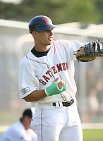 July 28th 2007:  Josh Phegley during the Cape Cod League All-Star Game at Spillane Field in Wareham, MA.  Photo by Mike Janes/Four Seam Images