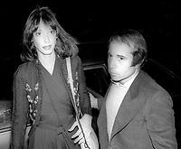 Shelley Duvall Paul Simon 1977<br /> Photo By Adam Scull/PHOTOlink.net