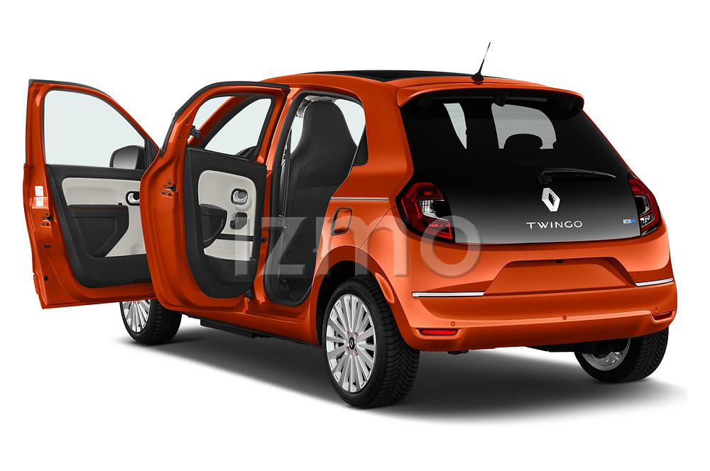 Car images of 2021 Renault Twingo-Electric Vibes 5 Door Hatchback Doors
