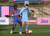 Max Thompson of Burnley in action during Crystal Palace Under-23 vs Burnley Under-23, Premier League Cup Football at Champion Hill Stadium on 6th February 2020