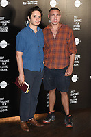 Dan Sickles and Antonio Santini<br /> at the Sundance Film Festival:London opening photocall, Picturehouse Central, London.<br /> <br /> <br /> ©Ash Knotek  D3270  01/06/2017