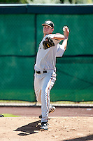 Nick Schnaitmann of the Casper Ghosts (2009 Pioneer League) .Photo by:  Bill Mitchell/Four Seam Images..