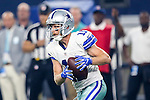 Dallas Cowboys wide receiver Cole Beasley (11) in action during the pre-season game between the Miami Dolphins and the Dallas Cowboys at the AT & T stadium in Arlington, Texas.