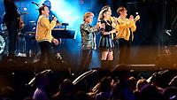 MONTREAL, CANADA – JULY 23 - Rock et Belles Oreilles  reunion show  at Place des Festivals, on July 23, 2014 during the  Juste Pour Rire Festival.<br /> <br /> Photo : Agence Quebec Presse - Vincent Frechette