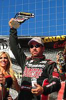 Apr 17, 2011; Surprise, AZ USA; LOORRS driver Chris Brandt (82) during round 4 at Speedworld Off Road Park. Mandatory Credit: Mark J. Rebilas-
