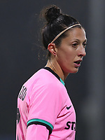 Jennifer Hermoso (7 Barcelona) pictured during a female soccer game between PSV Eindhoven Vrouwen and Barcelona, in the round of 32, 1st leg of Uefa Womens Champions League of the 2020 - 2021 season , Wednesday 9th of December 2020  in , Eindhoven, the Netherlands. PHOTO SPORTPIX.BE | SPP | SEVIL OKTEM