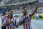 Junior venció 3-2 a Jaguares. Fecha 7 Liga BetPlay I-2020.