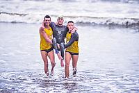 Vitória (ES), 08/03/2020 - Campeonato Capixaba de Triathlon 1ª Etapa - Marcos Vinícius Campeão na categoria Principal de paratriathlon, na abertura do capixaba de triathlon 2020 realizado na praia de camburi na capital capixaba.
